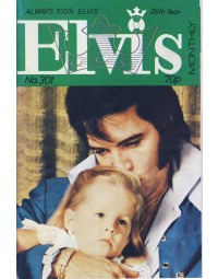 Elvis Always 100% Elvis febr. 1985 (engels talig)