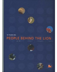 People behind the lion, 10 years ING
