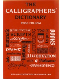 The Calligraphers' dictionary